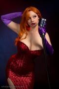 Jessica Rabbit cosplay big tits Ardella sexy
