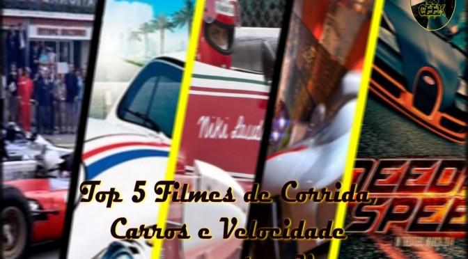 Top 5 Filmes de Corrida, Carros e Velocidade que você deve Ver