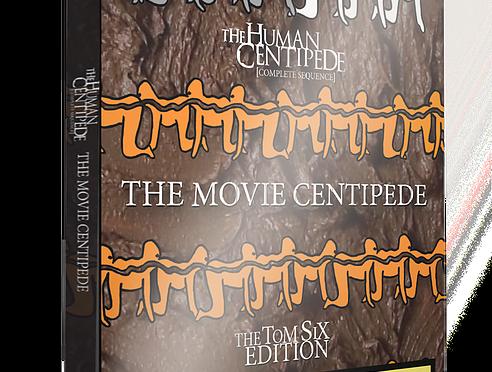 Resenha de Trilogias: Centopeia Humana – Aqueles filmes Trash de Respeito
