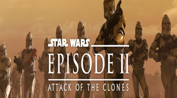 Star Wars: Review do Ataque dos Clones (Episódio II) – O Romance dos Estranhos e a Guerra que Ninguém viu
