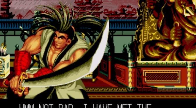 Samurai Shodown 1 – Review: Quando Samurais encontram os Arcades!