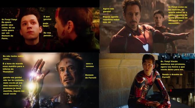 Aranha de Ferro – Tirinhas do Mago