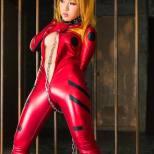 asuka cosplay plugsuit Chiisana Luna gostosa sexy (1)