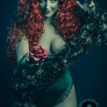Callie Cosplay poison ivy era venenosa (2)