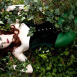 Callie Cosplay poison ivy era venenosa (3)