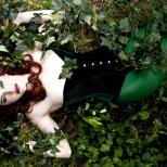 Callie Cosplay poison ivy era venenosa (3)