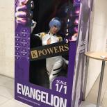 Chiisana Luna's Room rei cosplay sexy evangelion (2)