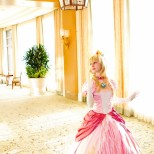 cosplay princess peach cosplay princesa elliria (4)