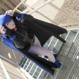cosplay ravena raven cosplay Juliana-Nasome (7)