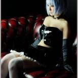 Koyuki cosplay rei sexy evangelion (10)