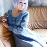 Koyuki cosplay rei sexy evangelion (6)