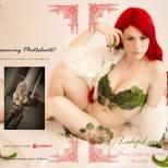 ladylemon cosplay poison ivy era venenosa (1)