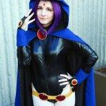 Raven cosplay Chelzor ravena (11)