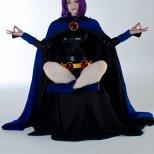 Raven cosplay Chelzor ravena (3)