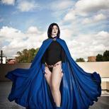 Raven Jackie Cosplay ravena sexy (1)