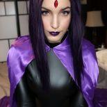 raven sexy tenledi cosplay ravena gostosa (2)