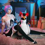 rei cosplay sexy rei-doll gata (1)