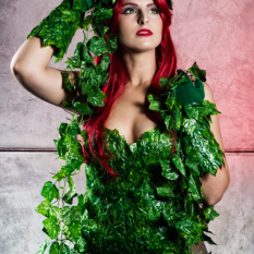 Starship Cosplay poison ivy era venenosa