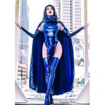 Swimsuit Succubus raven cosplay sexy (5)