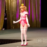 Vera Bambi cosplay princess peach cosplay princesa sexy gostosa (14)