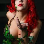 Cosplay Poison Ivy Nicole Marie Jean gostosa sexy (1)