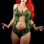 Cosplay Poison Ivy Nicole Marie Jean gostosa sexy (4)