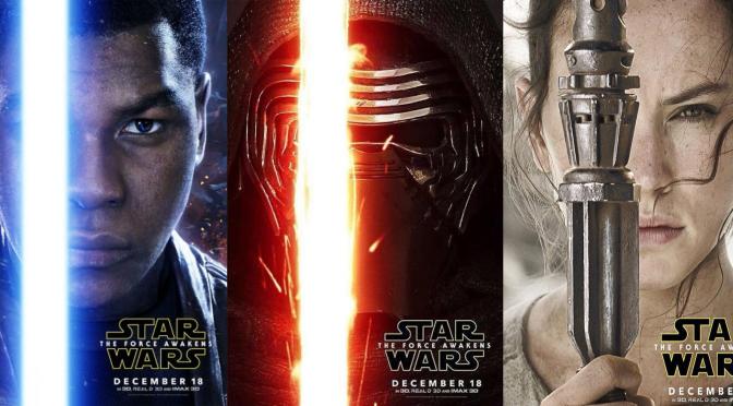 Star Wars O Despertar da Força – Review: Qual Jornada do Herói/Heroína? (Episódio VII)