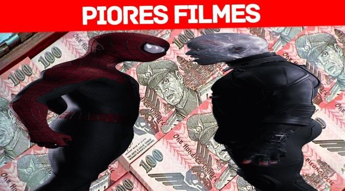Top 10 Piores Filmes feitos de Adaptações do Cinema: Games/Livros/Quadrinhos